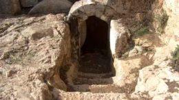 Gerusalemme, sepolcri della famiglia di Erode