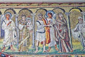 2. mosaico Basilica S.Maria Maggiore Roma