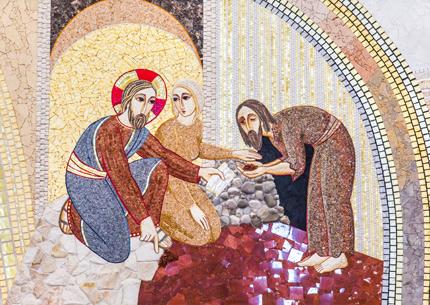 La guarigione del cieco nato tra BIBBIA e ARTE – Un contributo di Micaela  Soranzo – La parte buona